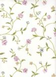 Waverly Cottage Wallpaper Bellisima Vine 326160 By Rasch Textil For Brian Yates